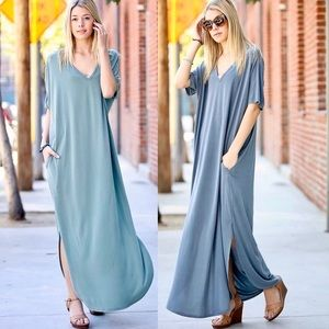 Leoninus Dresses & Skirts - ☀️NEW☀️ 🇺🇸Oversized Solid Color Maxi