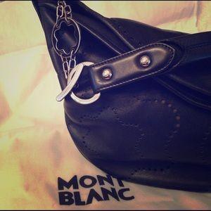 Montblanc Handbags - 💥 REDUCED 💥 Limited Edition Montblanc Handbag
