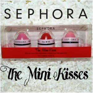 Sephora Other - 🎀 Sephora Collection The Mini Kisses Set