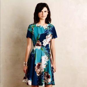 Anthropologie  Paeonia Dress by Corey Lynn Calter