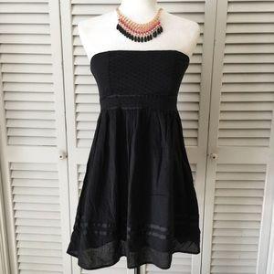 Xhilaration Dresses & Skirts - Xhilaration Black strapless  Dress Size Medium