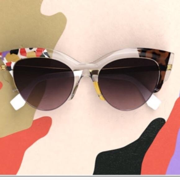 b2d129f6c1ea8 Fendi Accessories - Fendi Jungle Sunglasses