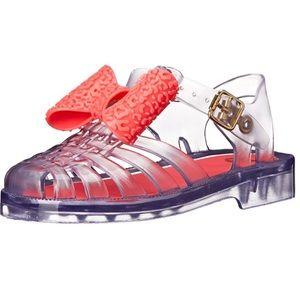 Mini Melissa Other - 🚨🚨mini melissa shoes size 6T