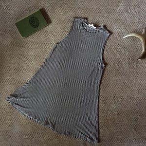 Dresses & Skirts - Women's striped dress