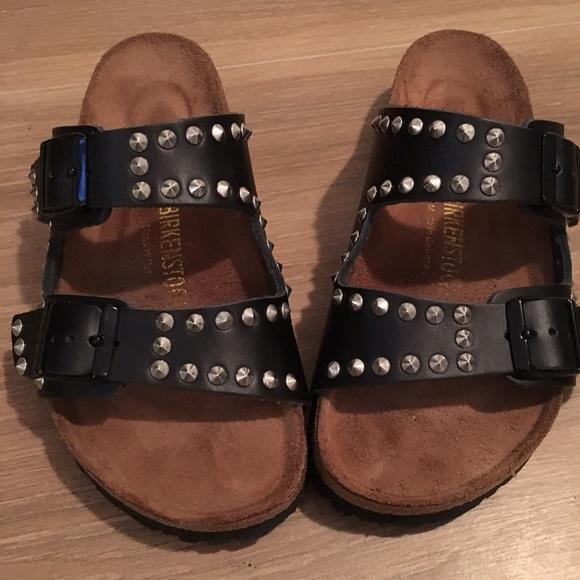b5644f0c0e90 Birkenstock Shoes - Birkenstock Arizona studded leather sandal