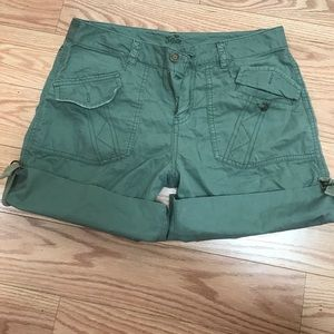Justice Other - Justice Olive Green Shorts
