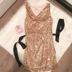 Aidan Mattox Dresses & Skirts - Aidan Mattox Sequin Dress