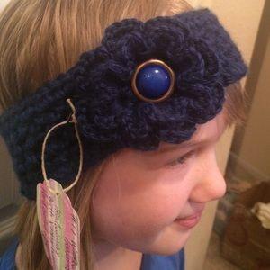 Other - Head warmer headband - blue