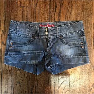 Freestyle Pants - Jean shorts