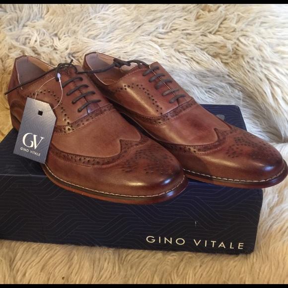 gino vitale dress shoes