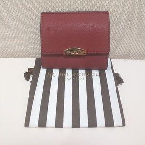 henri bendel Handbags - Henri Bendal West 57th Coin and Card Case