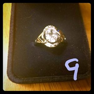 Cz ring size 9