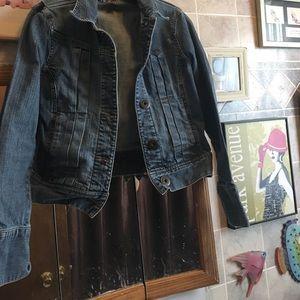 Volcom jean jacket