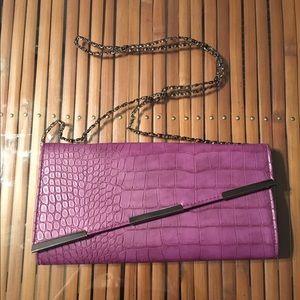 Handbags - Womens Purple purse