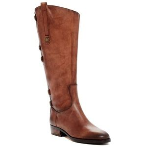 Arturo Chiang Shoes - Arturo Chiang Whiskey Enchante Leather Boot