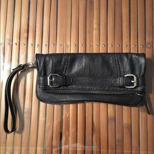 Express Handbags - Black Express purse