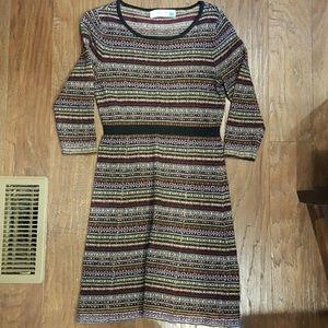 Sparrow by Anthropologie Sz Medium Sweater Dress
