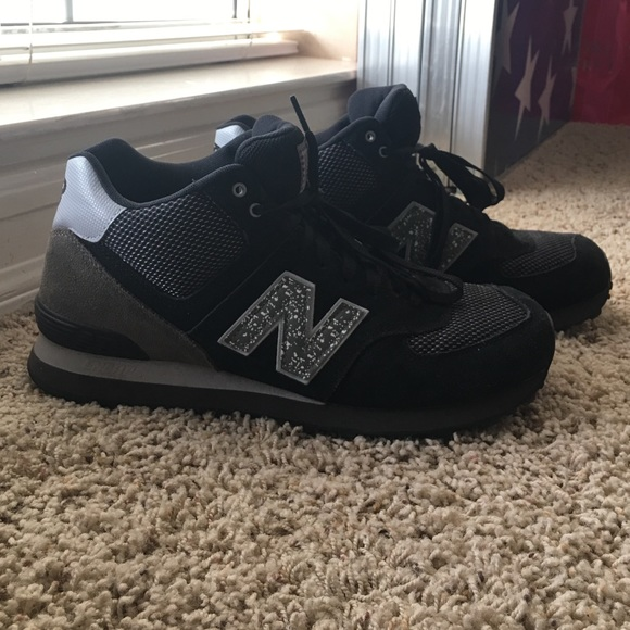 low priced df606 187d7 New Balance 574 Mid-Cut
