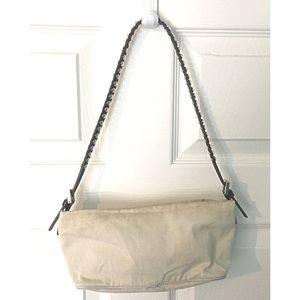 Fendi Bags - Authentic Fendi Pouchette Baguette Khaki Brown