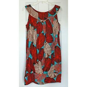 💋DVF💋Fabulous colorful silk dress