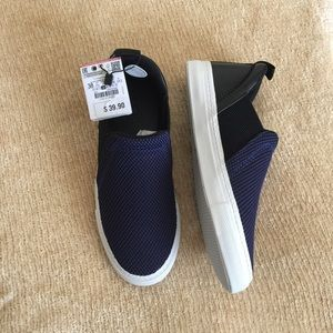 Zara Shoes - NWT ZARA PURPLE/BLUE SLIP ONS SNEAKERS SHOES
