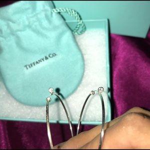 Tiffany & Co. Jewelry - ELSA PERETTI® DIAMOND HOOP EARRINGS