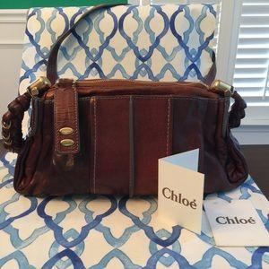 Chloe Handbags - RARE Chloe Heloise Crossbody