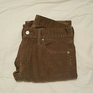 levis Other - Levis 514 brown corduroy