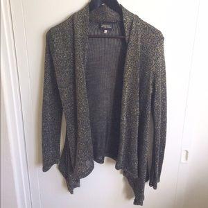 Bershka Sweaters - Bershka Draped Cardigan