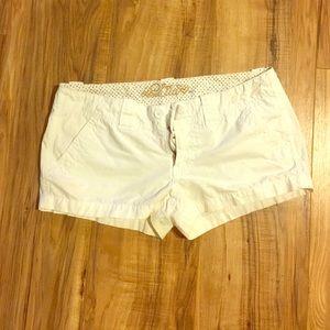 Lilu Pants - White shorts