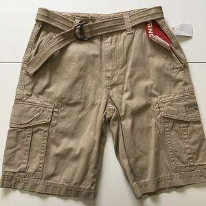 UNIONBAY Other - NWT Unionbay Men's Tan Cargo Shorts