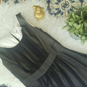 White House Black Market Dresses & Skirts - WHITE HOUSE BLACK MARKET black and white dress