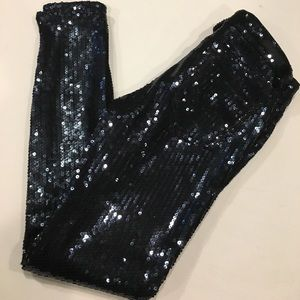 Blank NYC Pants - Blank NYC sequin skinny pants