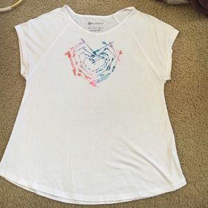 Element Tops - Soft heart shirt