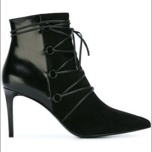 Yves Saint Laurent Shoes - Classic Paris boots by Saint Laurent size 37