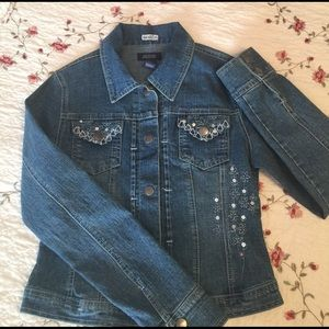 Teen's Jazzie Denim Jacket