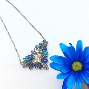 Blue  Small necklace!