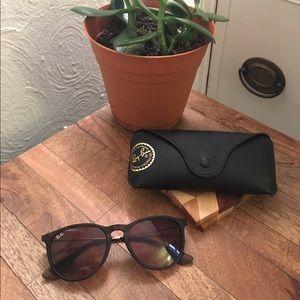 Ray Ban Erika sunglasses, near perfect condition
