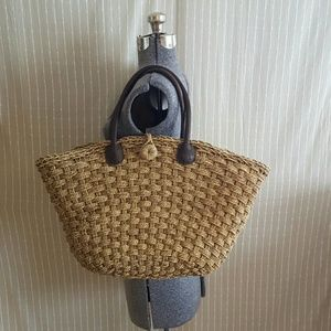 San Diego Hat Company Handbags - San Diego Hat Co. Seagrass Tote