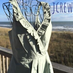 JCREW 100% Silk Dress