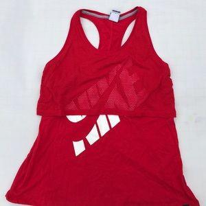 Nike women's mesh tank top