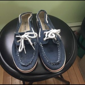 Steve Madden Other - Steve Madden Dingger Boat Shoes sz 4