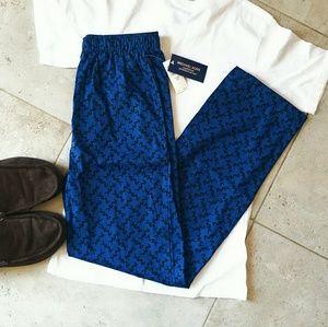 MICHAEL Michael Kors Other - 🎉HOST PICK🎉{Michael Kors} blue logo pajama pants