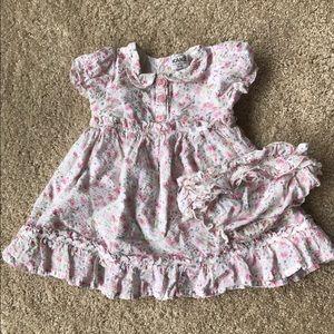 Kanz Other - 9 month floral dress