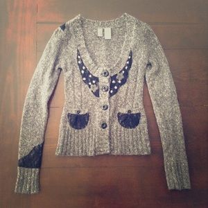 BKE Sweaters - Knitted Cardigan