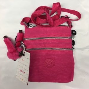 Kipling Handbags - Kipling Mini Alvar XS Messenger Crossbody Bag NWT