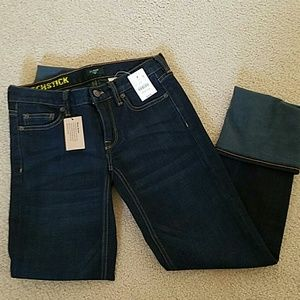 J.Crew Factory Pants - J.Crew Stretch Jean Capris New with tags