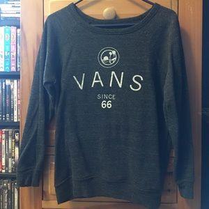 Vans Sweaters - Vans crewneck sweater