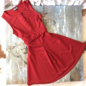 Maude  Dresses & Skirts - Red Dress