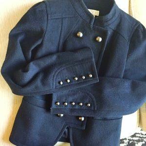 Ann Taylor Jackets & Blazers - 🆕 Ann Taylor LOFT Military Coat